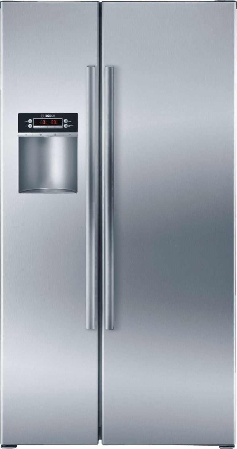 Serie 4 36'' Counter Depth Side-by-Side Refrigerator 300 Series -