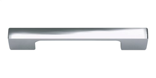 Thin Square Pull 3 3/4 Inch (c-c) - Polished Chrome