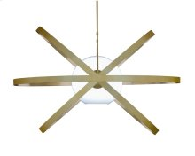 Cosmos Ceiling Light - Brass