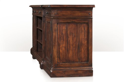 Country Entertainment TV Cabinet