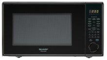 Sharp Carousel Countertop Microwave Oven 1.3 cu. ft. 1000W Black