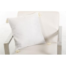 Modrest Snowy White Throw Pillow