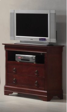 TV Cabinet w/2 drawers