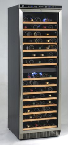 Model WCR683DZD-2 - 149 Bottles Wine Cooler - Dual Zone