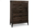 Chattanooga 5 Drawer Highboy Chest Product Image