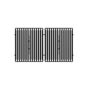"""Broil King14.2"""" x 12.25"""" Cast Iron Cooking Grids"""