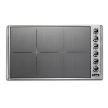 "36"" All-Induction Cooktop"