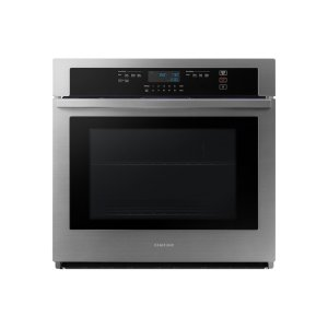 """Samsung Appliances30"""" Single Wall Oven in Stainless Steel"""