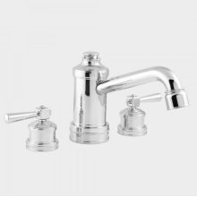2800 Series Roman Tub set with Regent Handle (available as trim only P/N: 1.285377T)