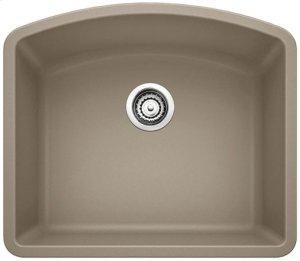Blanco Diamond Single Bowl - Truffle
