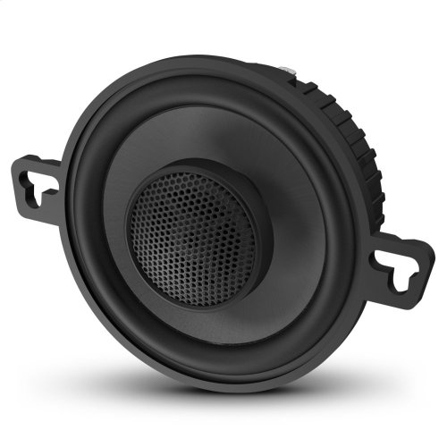 GTO329 This 8.7 cm 2-way custom fit speaker fits directly into the space for the 'factory speaker'