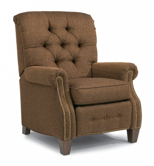 Champion Fabric Power High-Leg Recliner