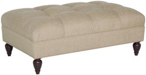 Colston Rectangular Ottoman in Brandy (703)