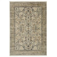 Sans Pareil Ivory Rectangle 5ft 3in X 7ft 10in