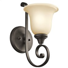 Monroe Collection Monroe 1 Light Wall Bracket OZ