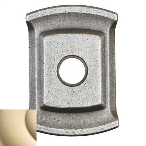 Lifetime Polished Brass 5059 Estate Rose