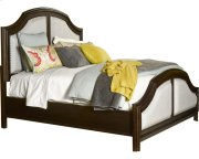 New Charleston Upholstered Panel Bed Product Image