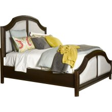 New Charleston Upholstered Panel Bed