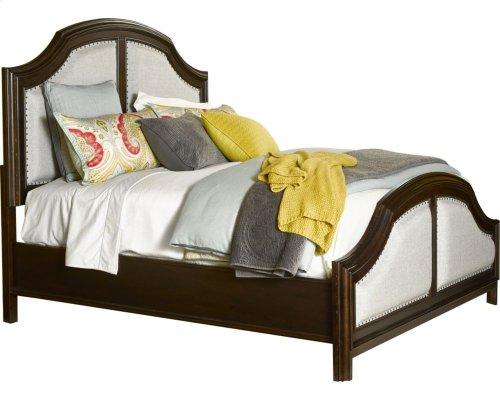 New Charleston Upholstered Panel Bed