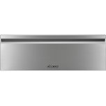 "Dacor Heritage 30"" Flush Warming Drawer, Silver Stainless Steel"