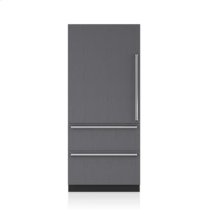 "Sub-Zero36"" Designer Over-and-Under Refrigerator - Panel Ready"
