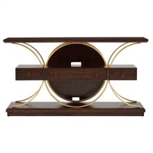 Virage Entertainment Console in Truffle