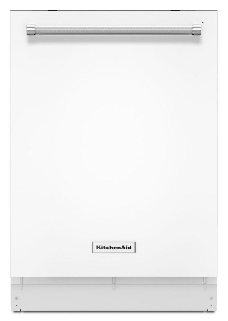 46 Dba Dishwasher With Third Level Rack And Printshield Finish White