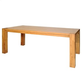 "Lochton 79"" Rect. Dining Table, Natural"