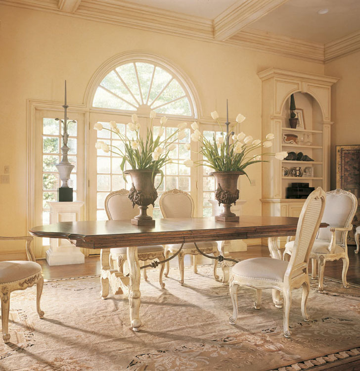Hidden · Additional Rhone Valley Dining Table