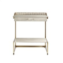 Oasis-Catalina Bar Cart in Oyster