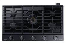 Gas Chef Collection Cooktop with 22K BTU Dual Power Burner