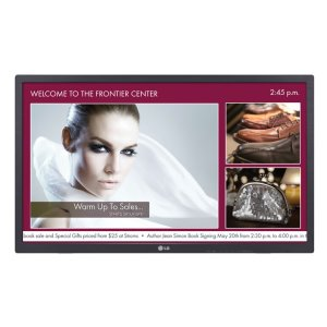 "LG Appliances32"" class (31.5"" diagonal) IPS Edge LED Super Narrow Bezel"