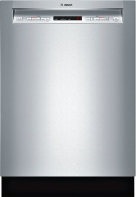 "24"" Recessed Handle Dishwasher 500 Series- Stainless steel SHE65T55UC"