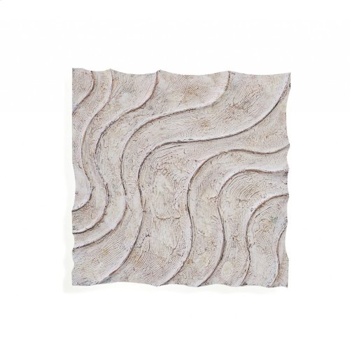 Wave Motion Wall Plaque