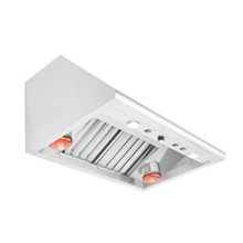 "Performance 36"" Vent Hood w/ Heat Lamps"