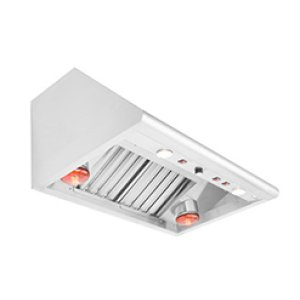 "CapitalPerformance 36"" Vent Hood w/ Heat Lamps"