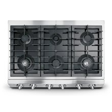 "36"" Gas Slide-In Cooktop"