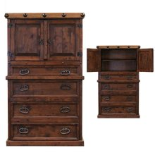 Nogal/Walnut Don Carlos Chest