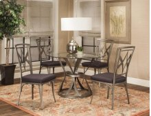 Pierce 5pc Dining Set