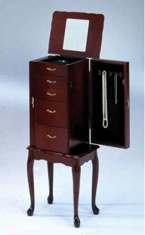 7200  Cherry Jewelry Armoire (Small)