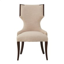 Virage Host Chair in Truffle