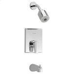 American StandardStudio FloWise Bath/Shower Trim Kit - Brushed Nickel