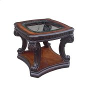 Grand Estates End Table Product Image