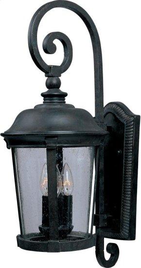 Dover VX 3-Light Outdoor Wall Lantern