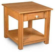 Della 1-Drawer End Table