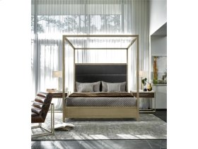 Harlow Canopy Bed (King)