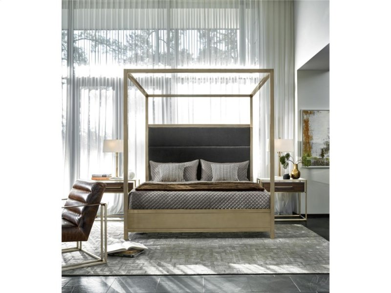 Harlow Canopy Bed King