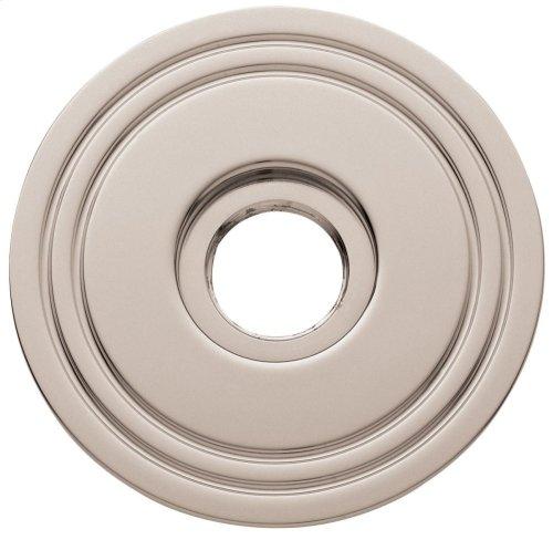 Polished Nickel with Lifetime Finish 5047 Estate Rose