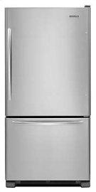 22 Cu. Ft. Standard-Depth Bottom-Freezer Refrigerator, Architect® Series II Product Image