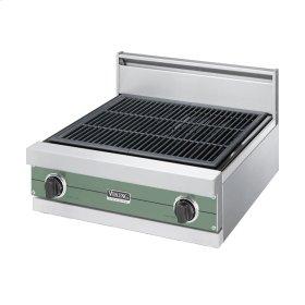 """Mint Julep 24"""" Gas Char-Grill - VGQT (24"""" wide char-grill)"""